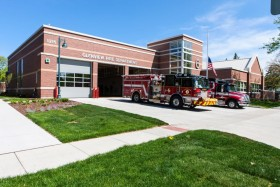 Glenview Fire Station No. 6 – Ready to Serve