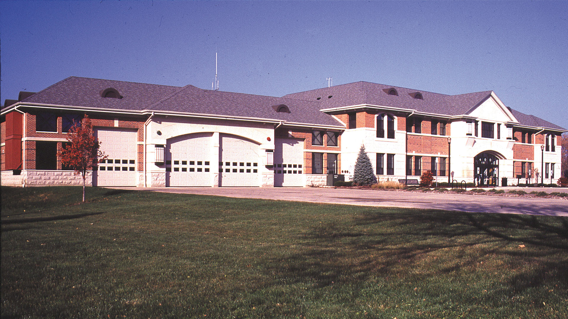 Barrington Public Safety Police and Fire Headquarters