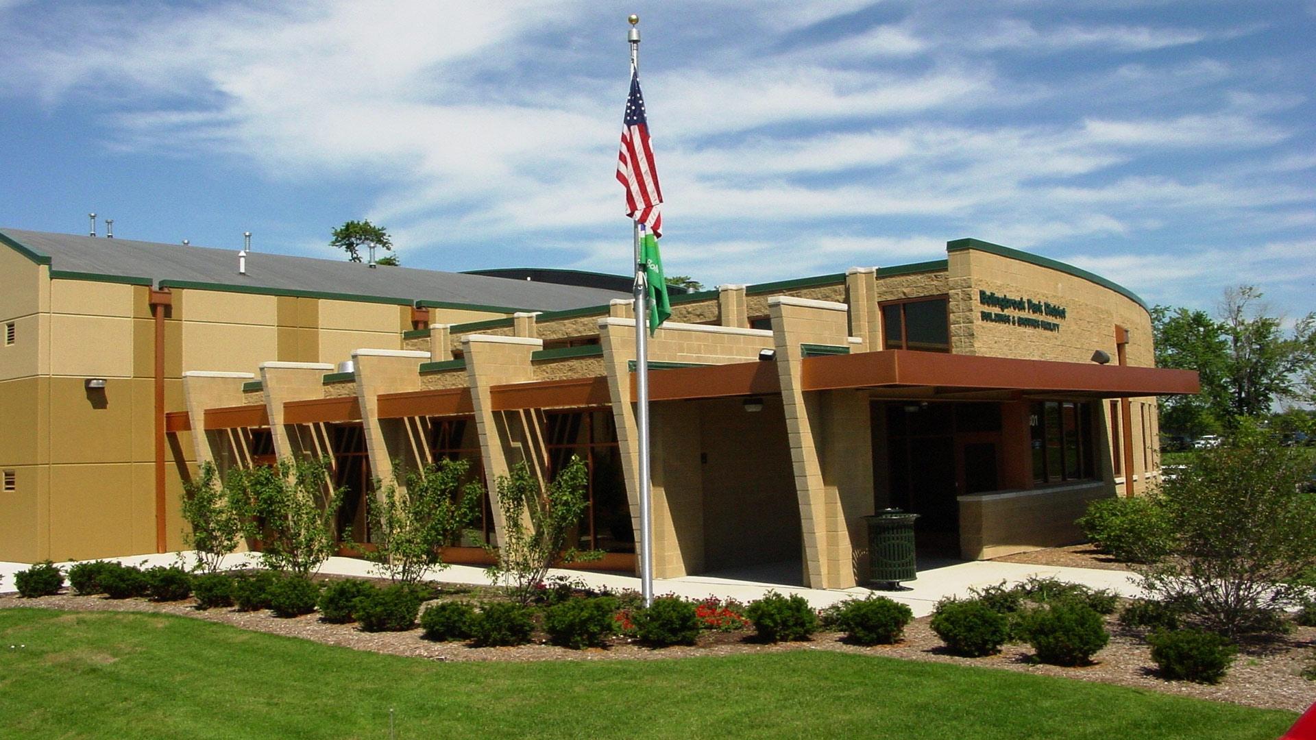 Bolingbrook Park District Maintenance Facility