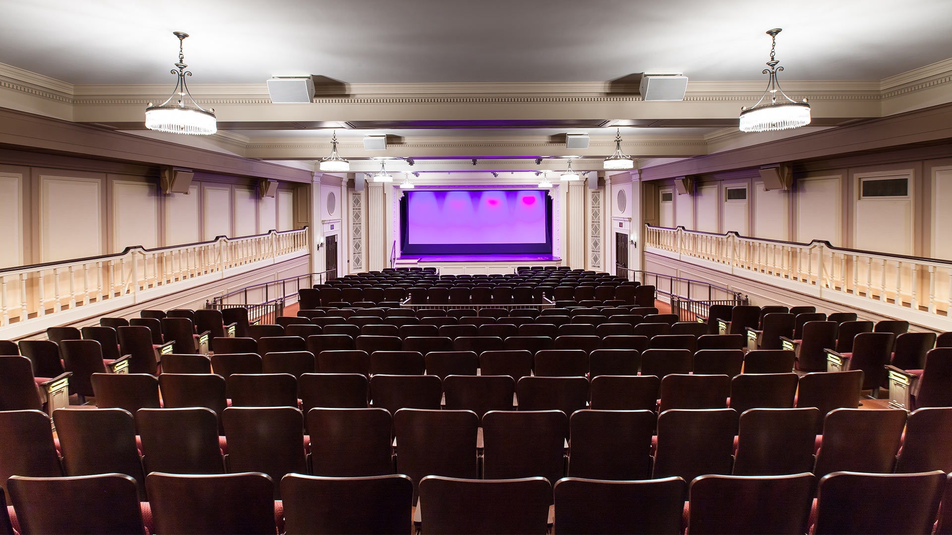 Chicago History Museum: Auditorium Renovation