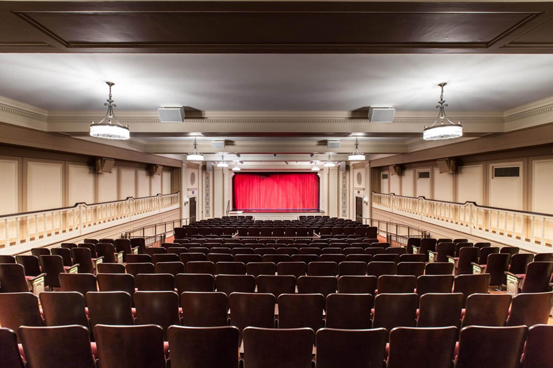 Chicago History Museum_ Auditorium Renovation seats