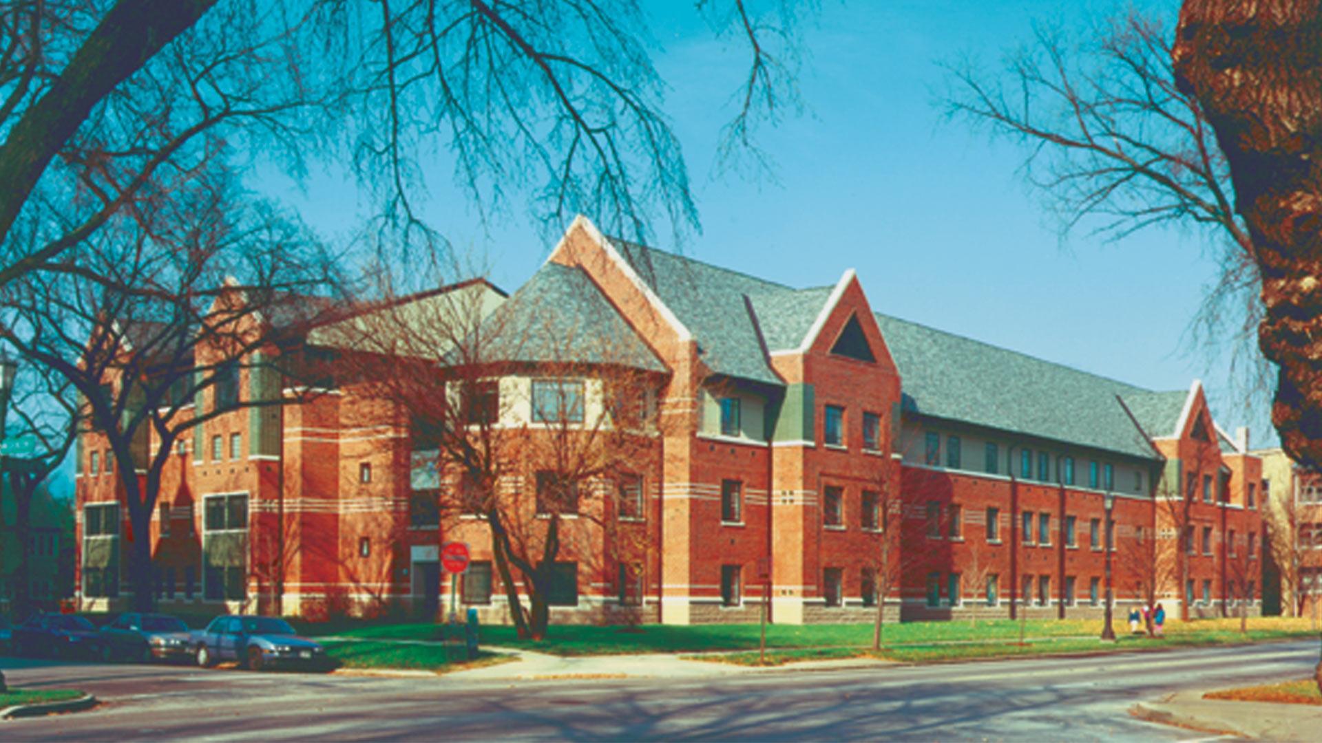 Children's Home & Aid Society Rice Children's Center- District 65 School