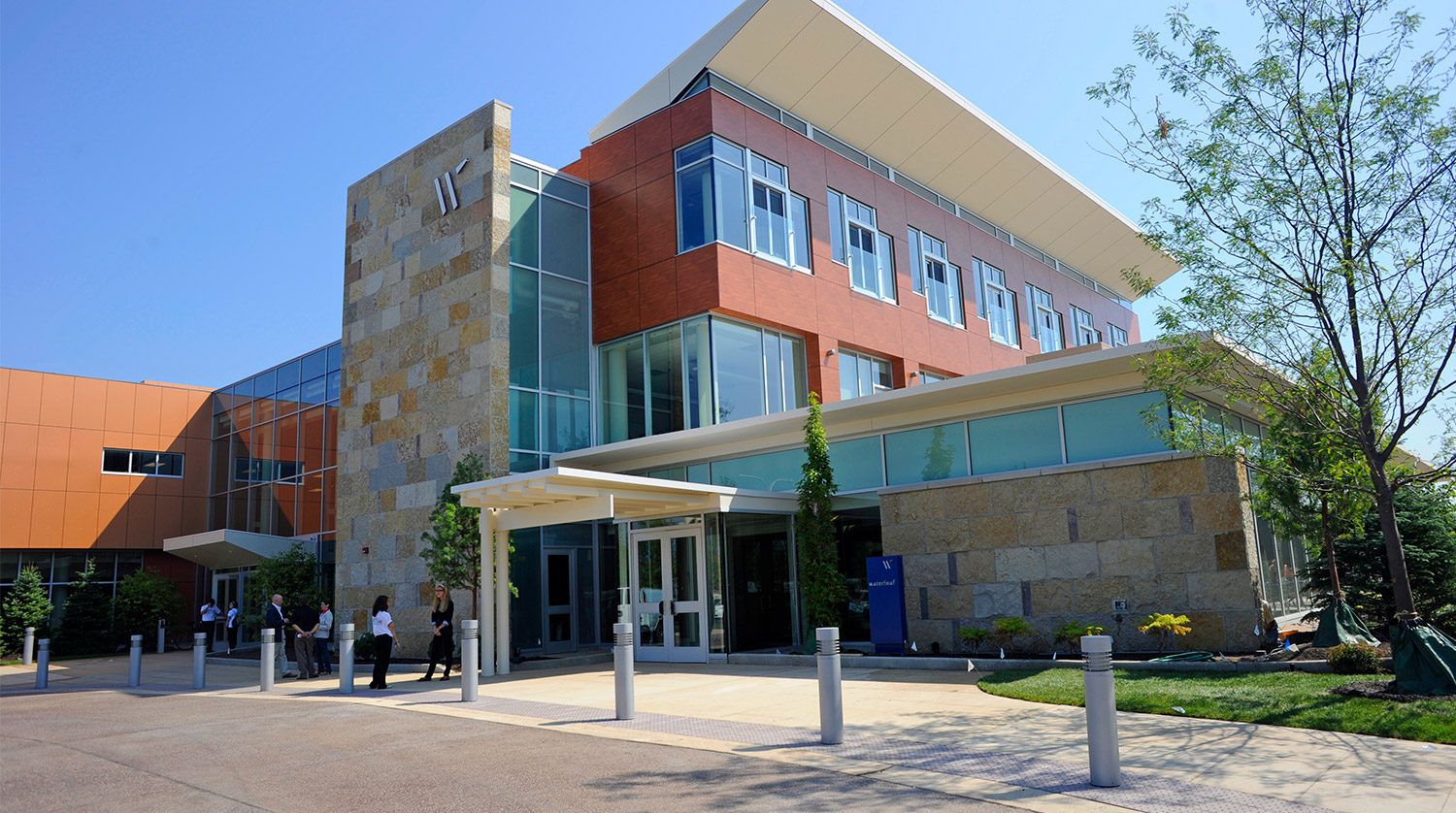 College of DuPage_ Culinary and Hospitality Center exterior