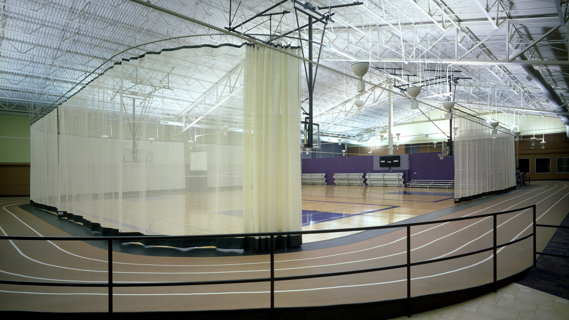 Deerfield Park District Sachs Recreation Center