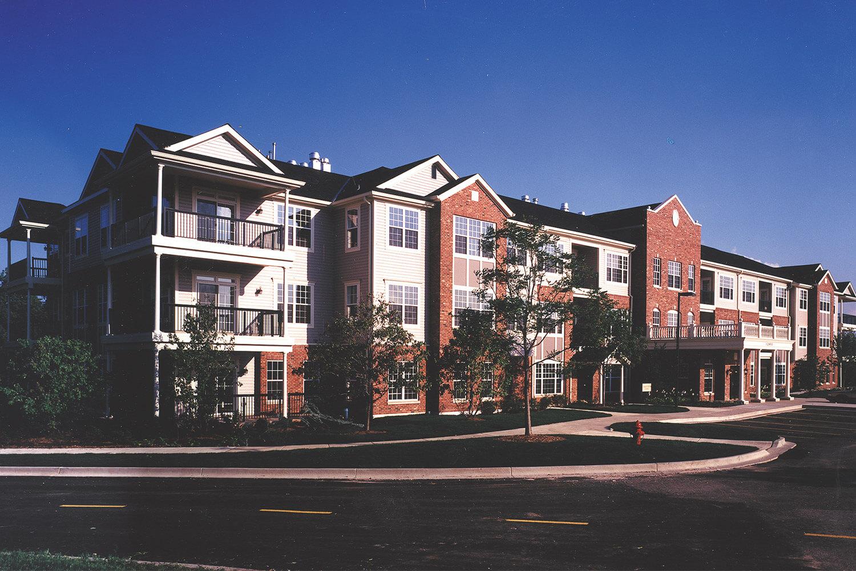 Del Webb Arcadia Condominiums exterior