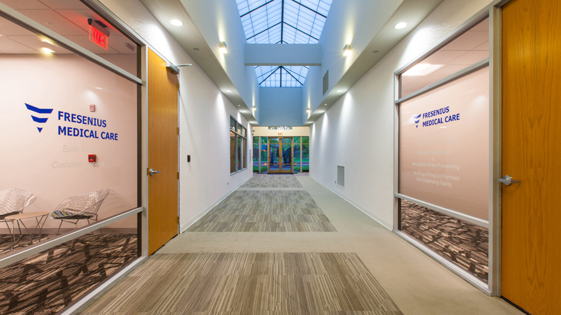 Fresenius Medical Care - Office Buildout