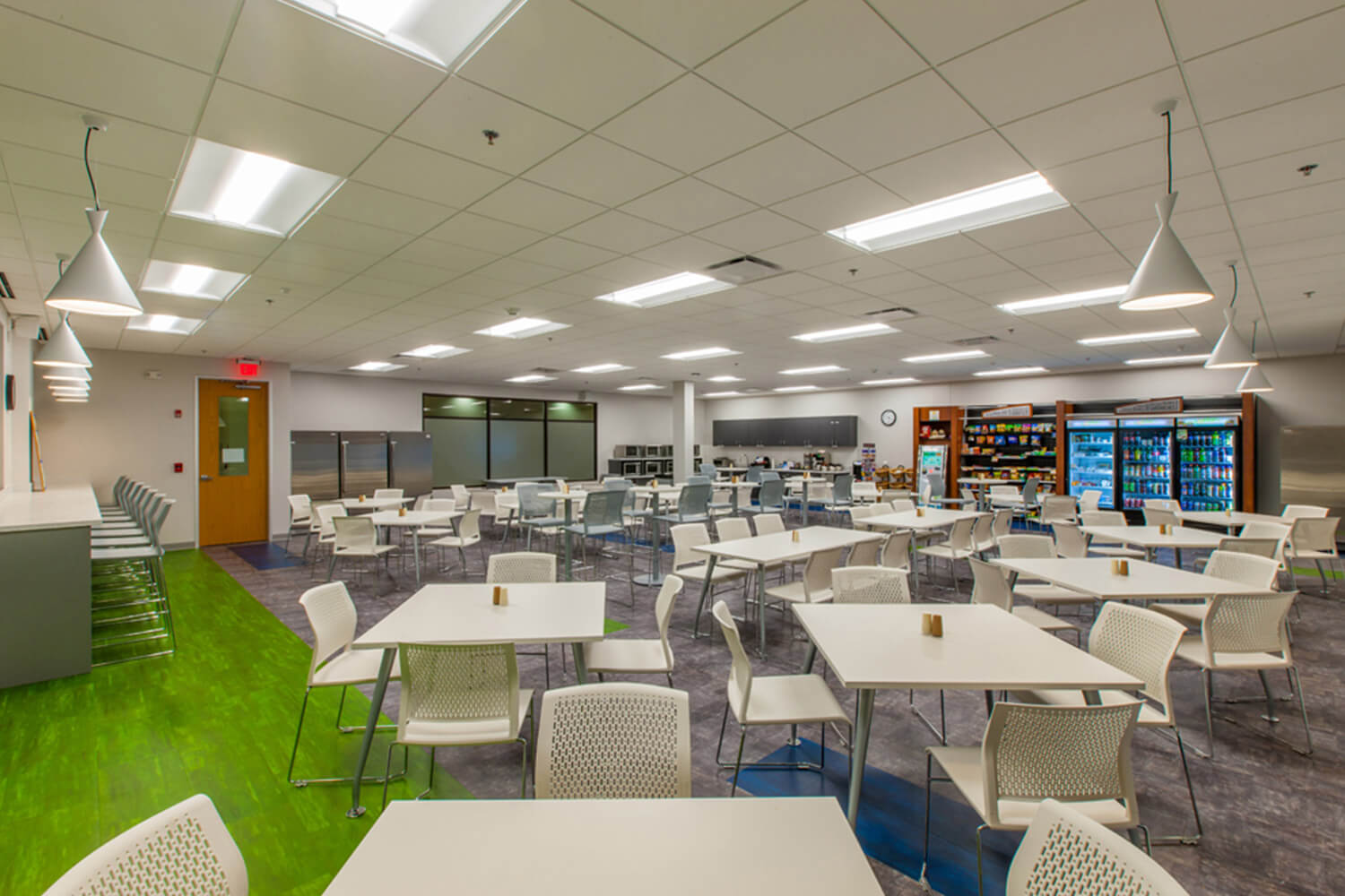 Fresenius Medical Care – North America cafeteria