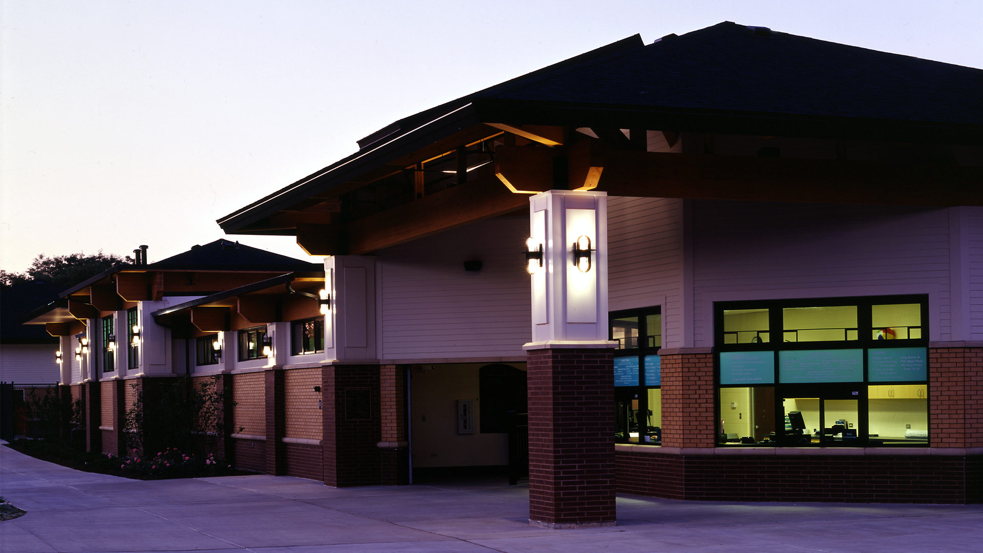 Glenview Park District Flick Aquatic Center