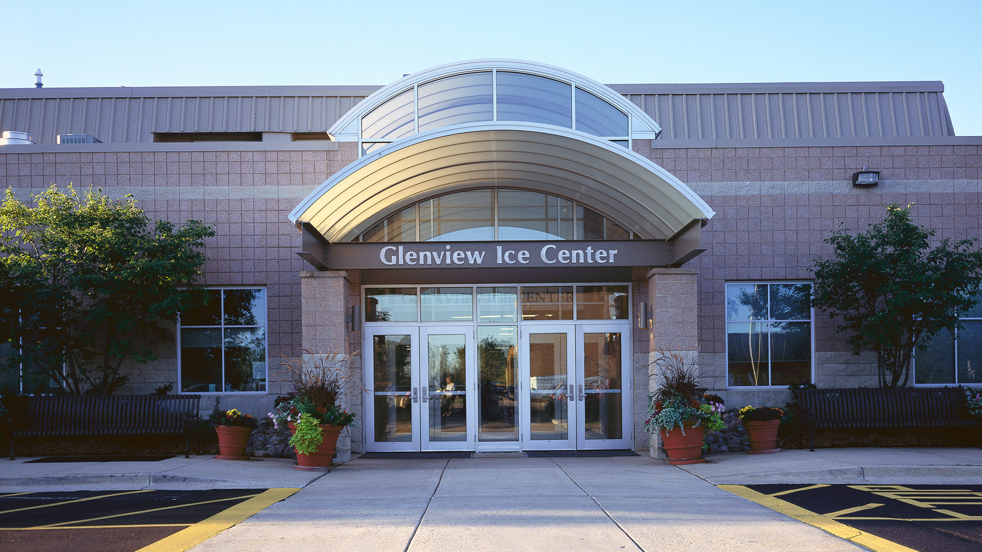 Glenview Park District Glenview Ice Center