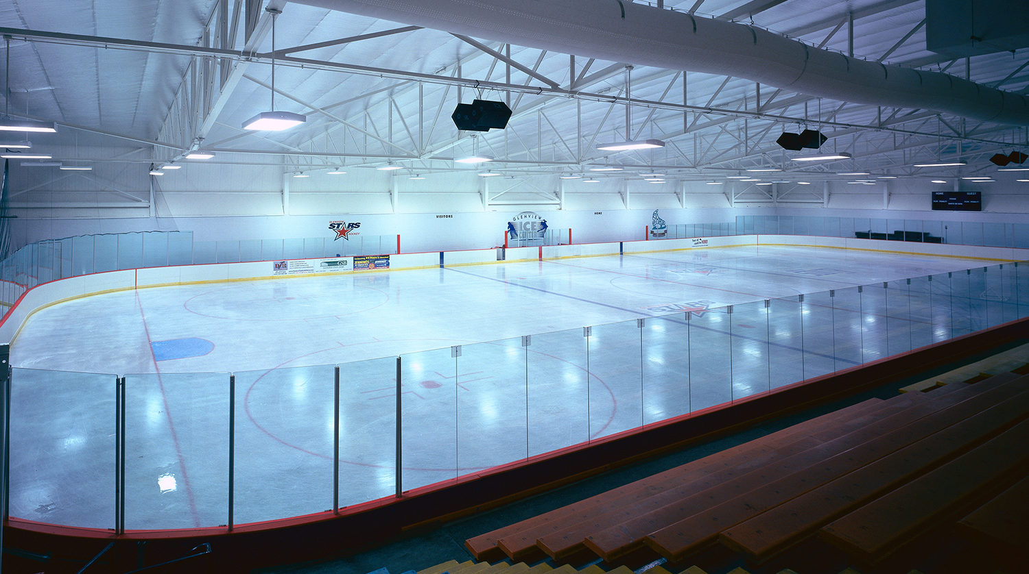 Glenview Park District Glenview Ice Center rink 5