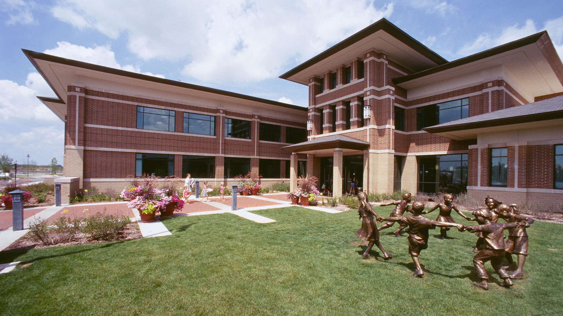 Glenview Park District Park Center