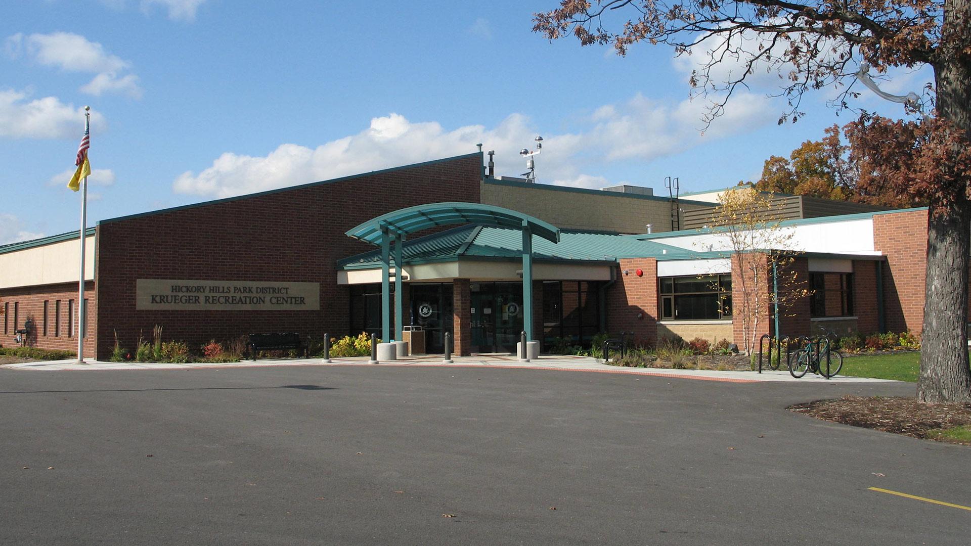Hickory Hills Park District Krueger Recreation Center Renovation