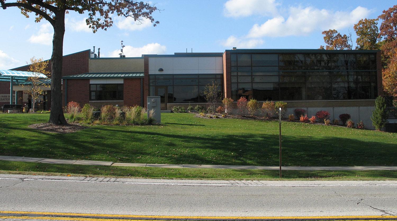 Hickory Hills Park District Krueger Recreation Center Renovation exterior 3