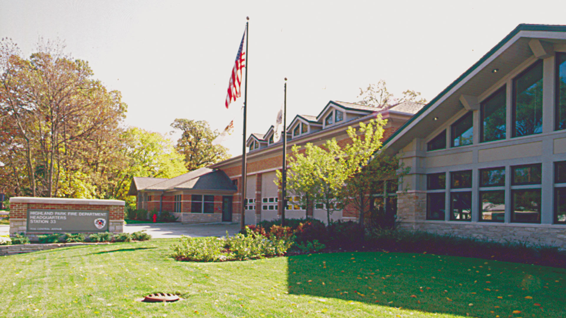 Highland Park Fire Station and Headquarters