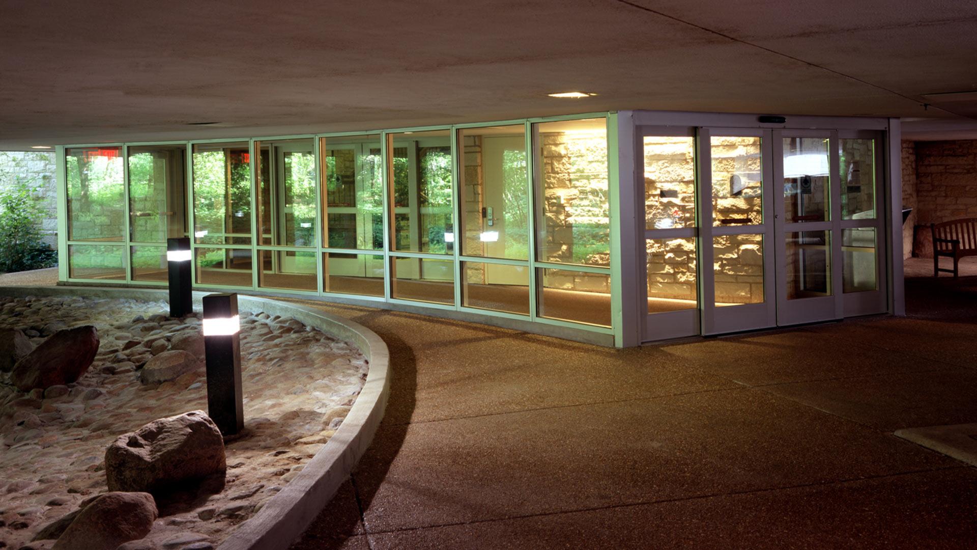 Highland Park Library Interior Renovation