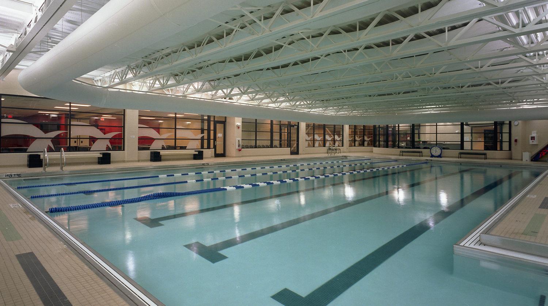 Highland Park Recreation Center pool