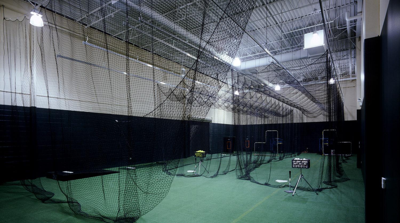 LaGrange Park District_ Recreation Center something involving nets_