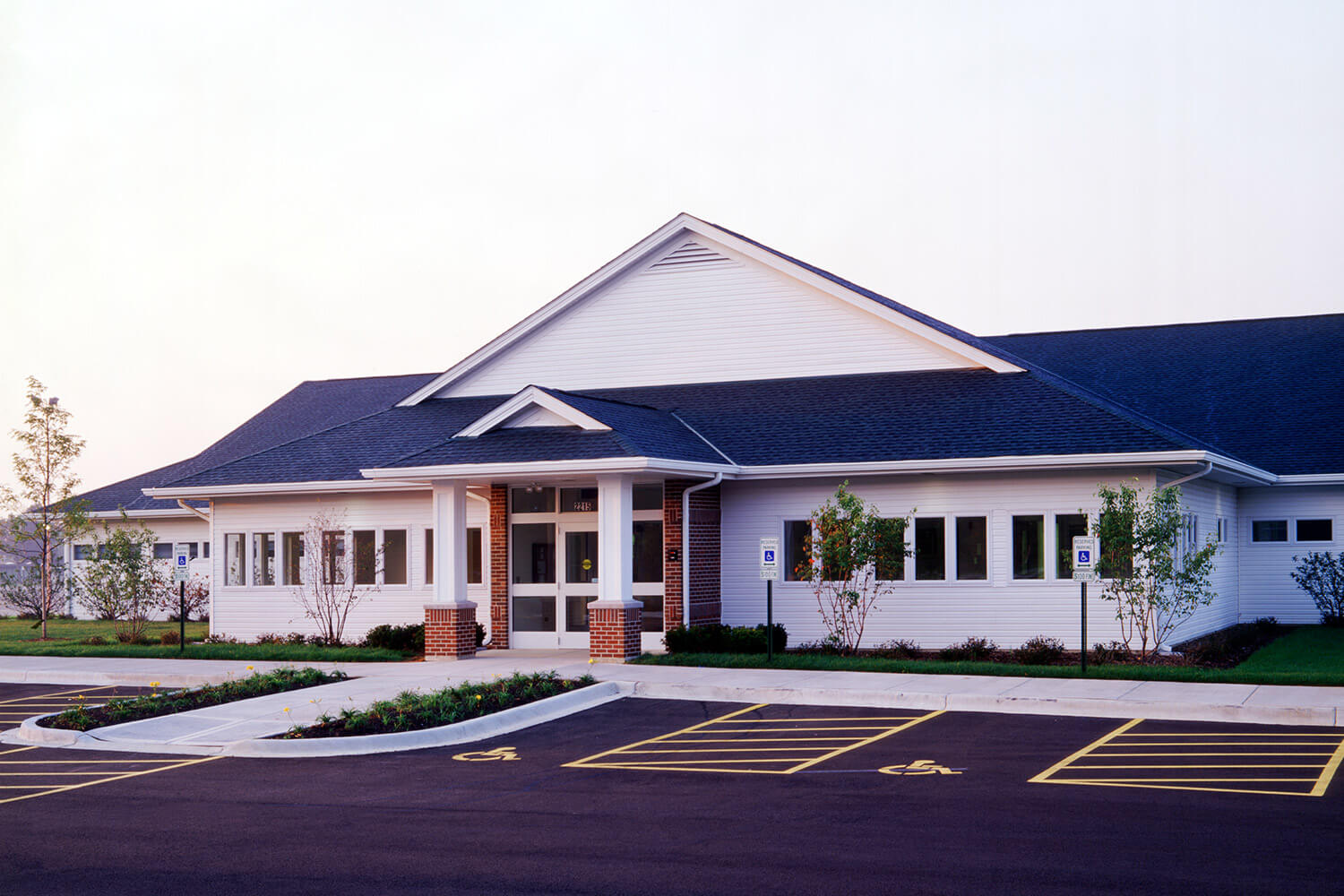 Lake County Health Clinic exterior