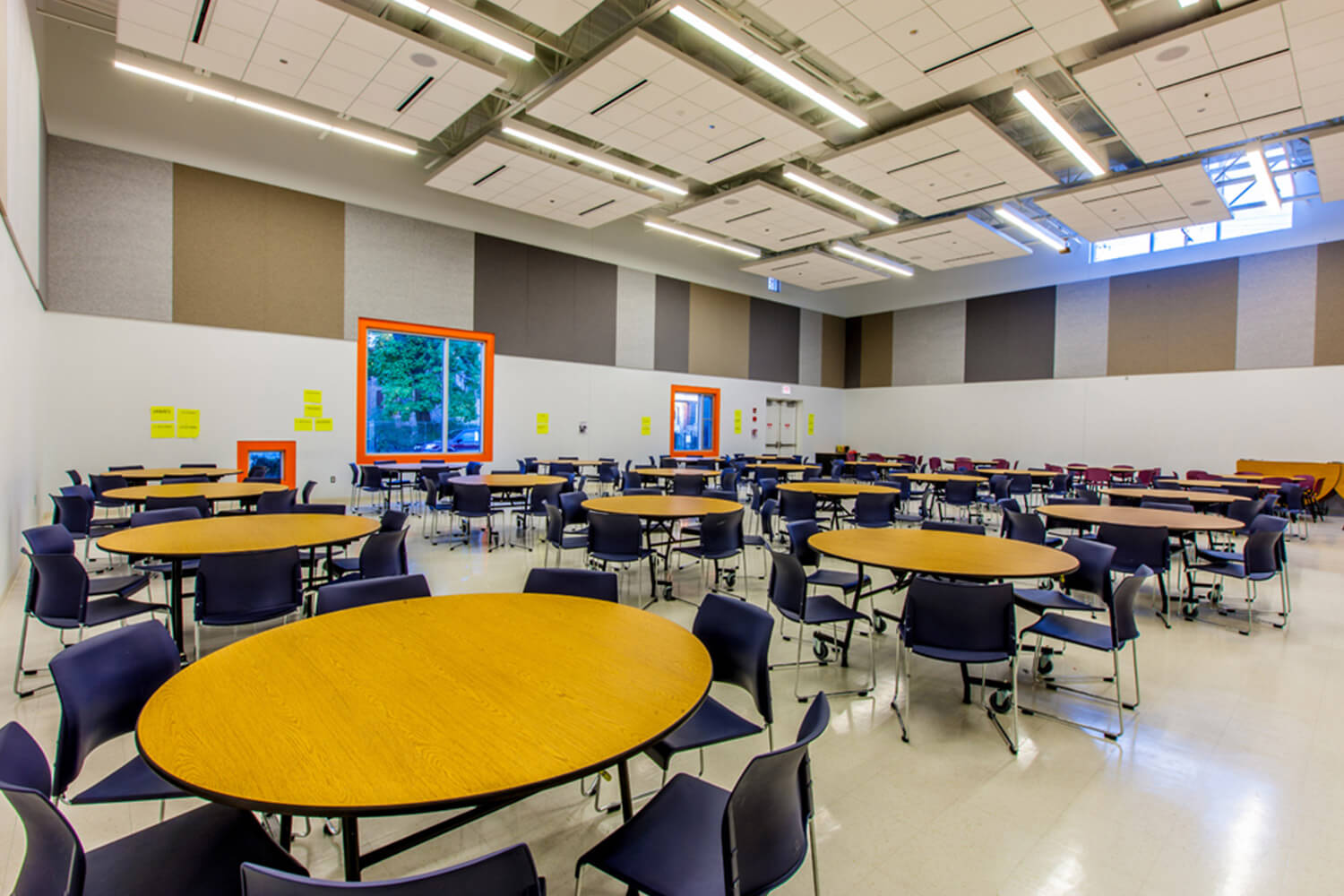 Legacy Charter School cafeteria