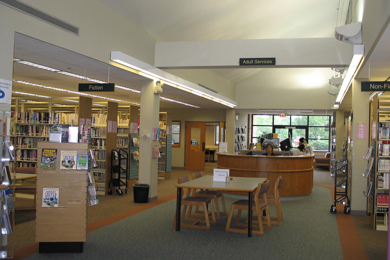 Lincolnwood Public Library interior 8