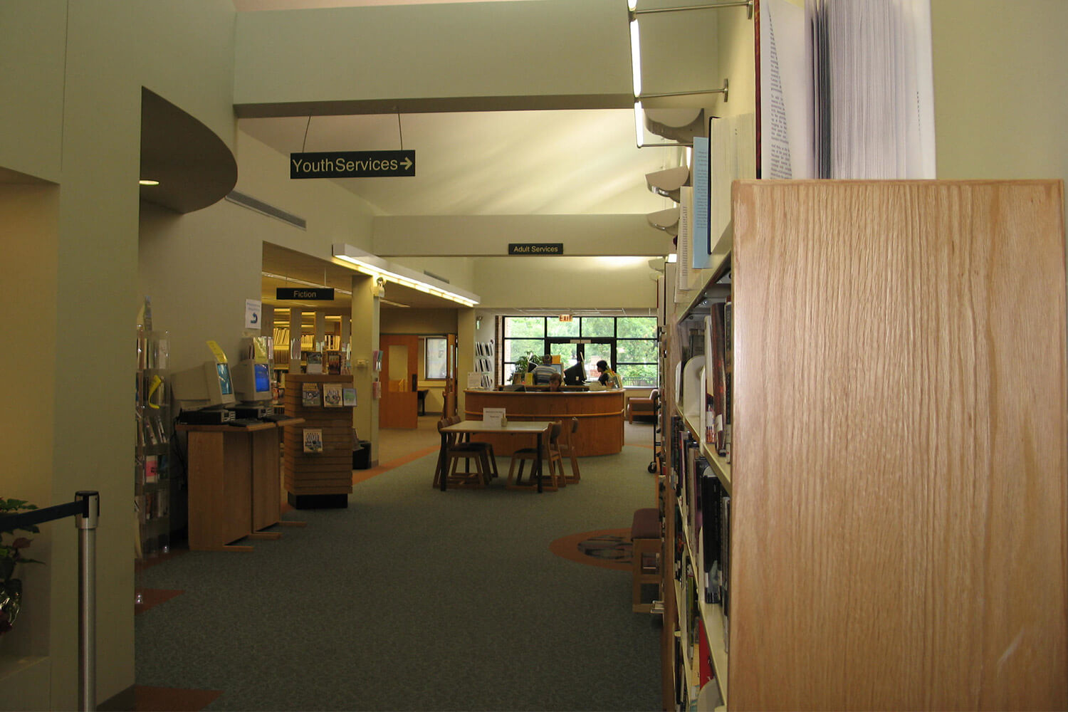 Lincolnwood Public Library interior 9