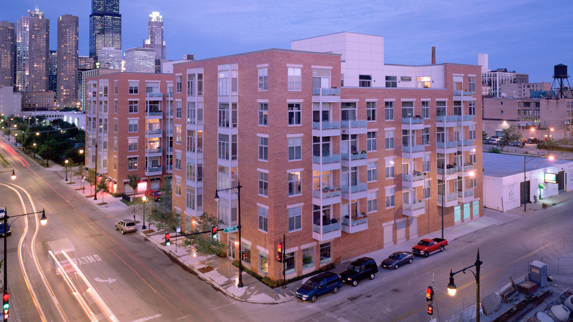 Madison Condominiums