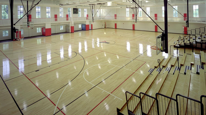 McGaw YMCA gym 3