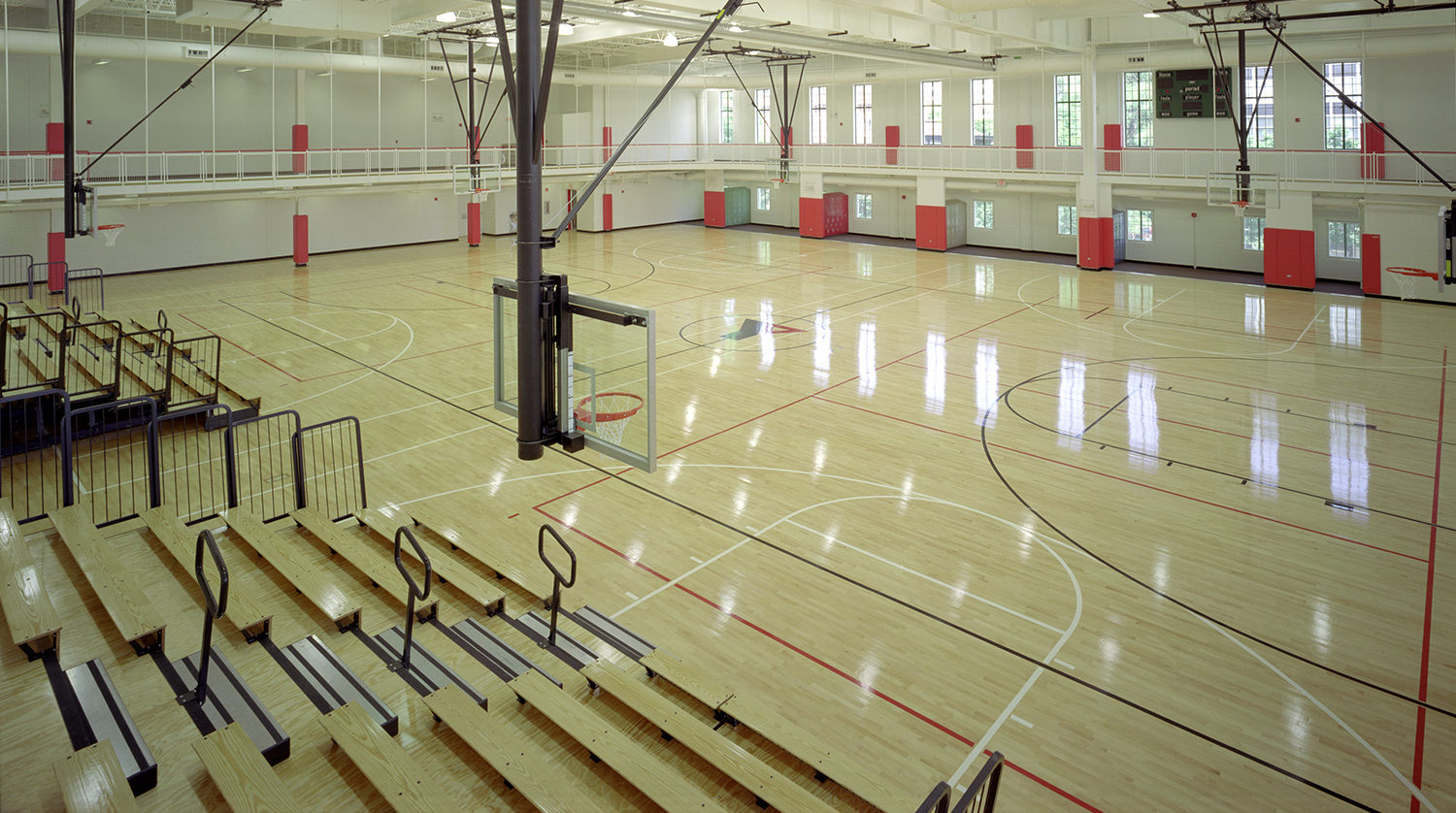 McGaw YMCA gym 4