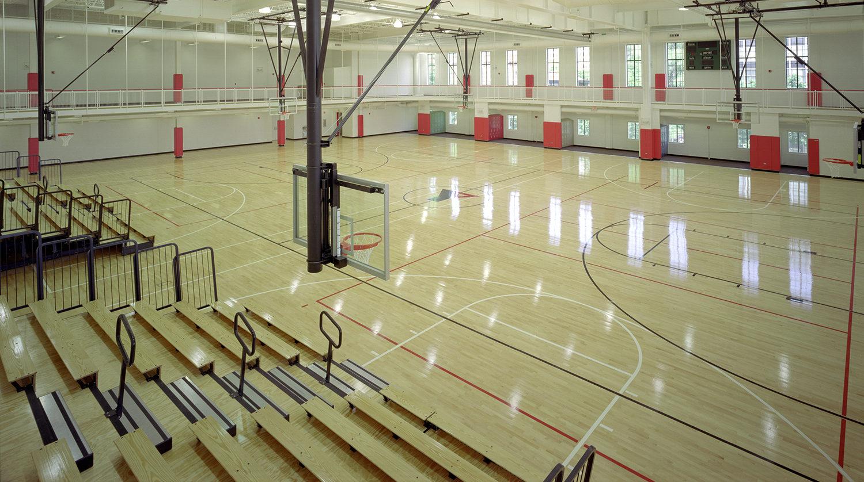 McGaw YMCA gym 4