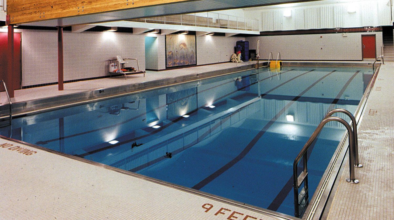 McGaw YMCA pool 3