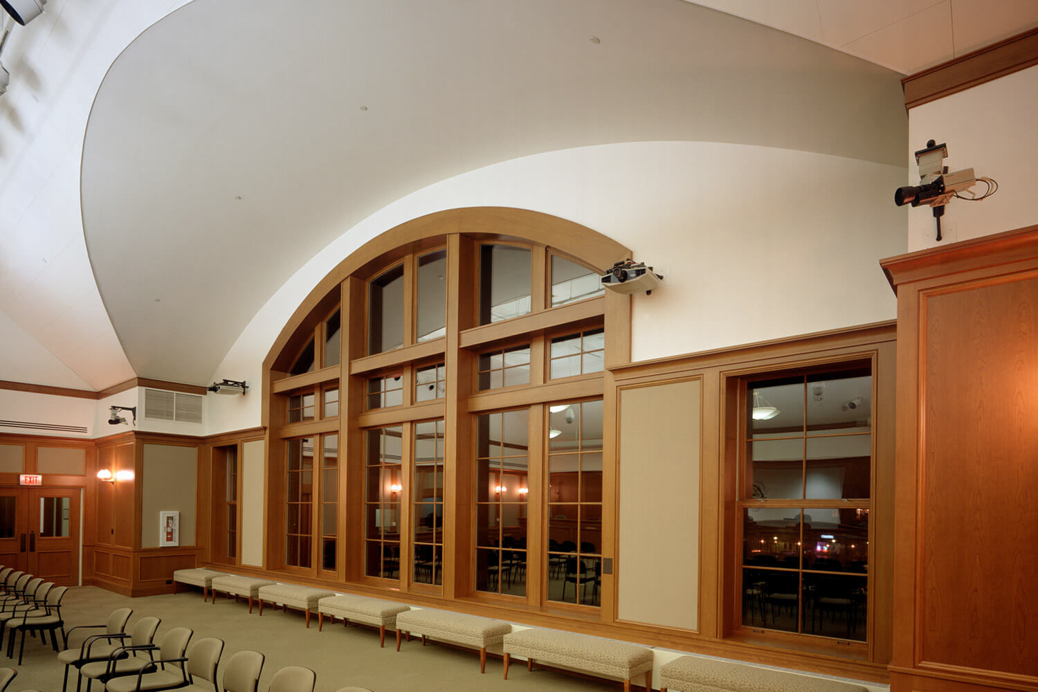 Mount Prospect Village Hall interior