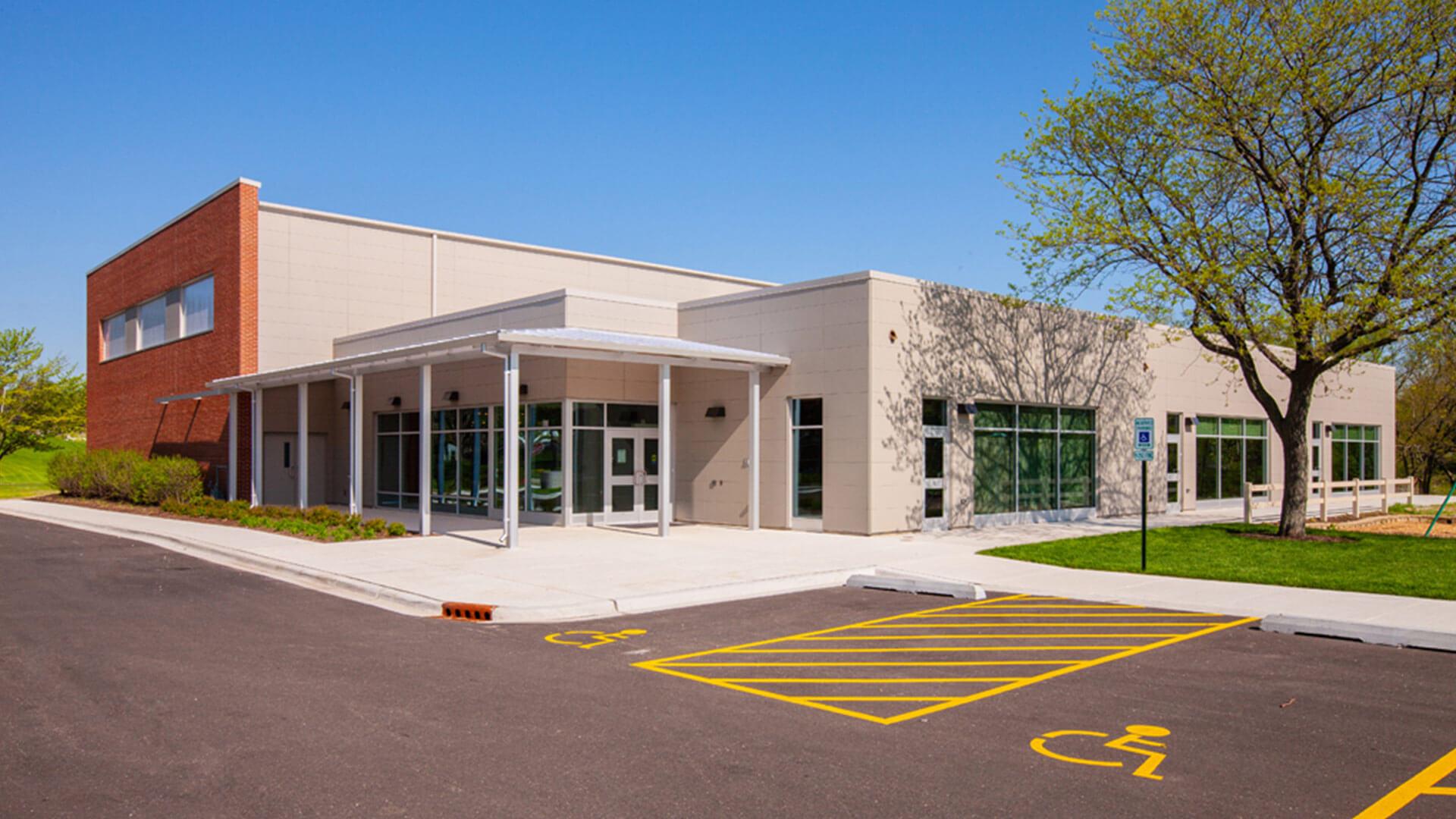 Mundelein Dunbar Recreation Center