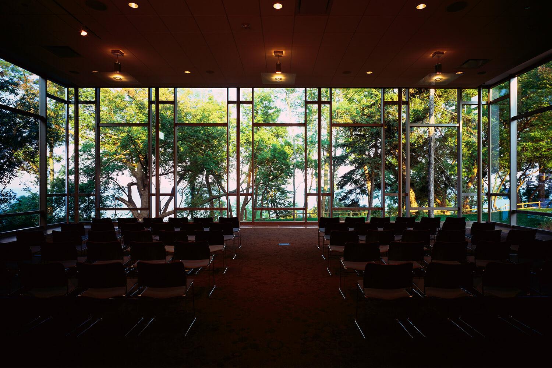 Neil Coleman Education Center B'nai Torah interior