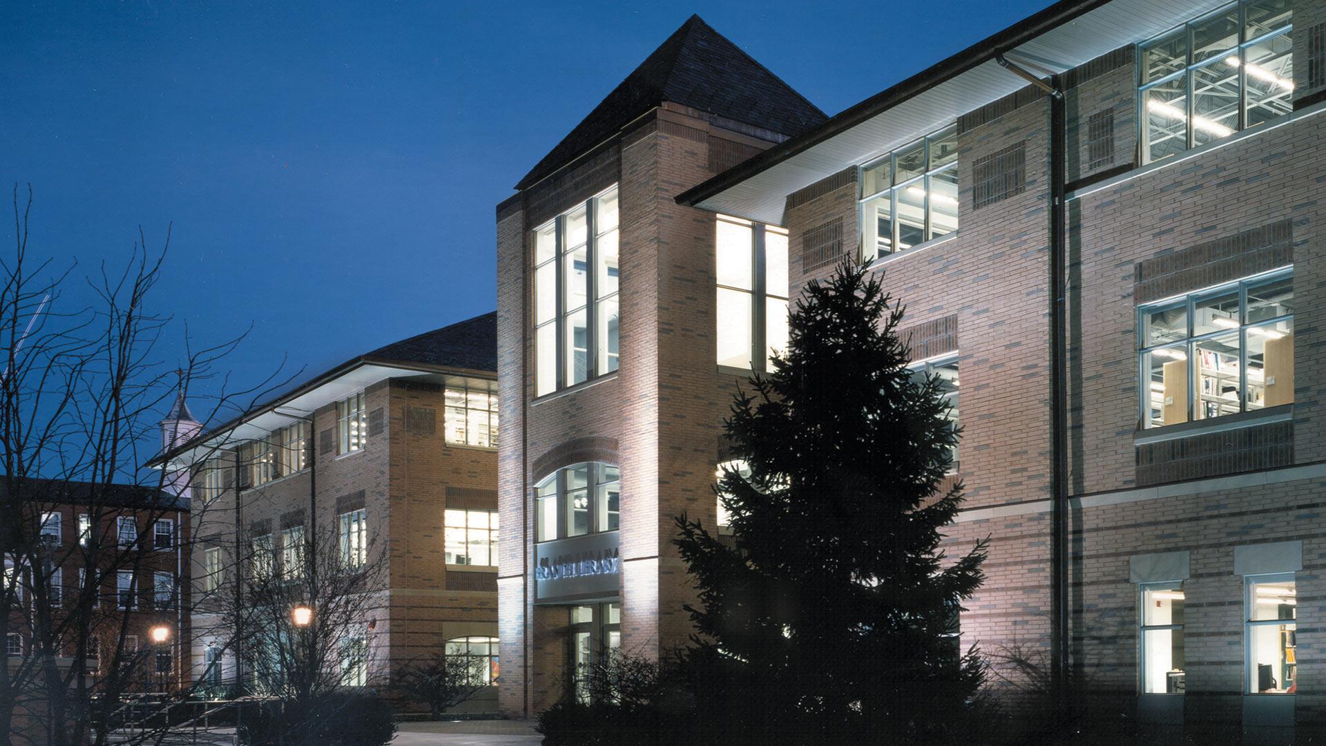 North Park University Brandel Library