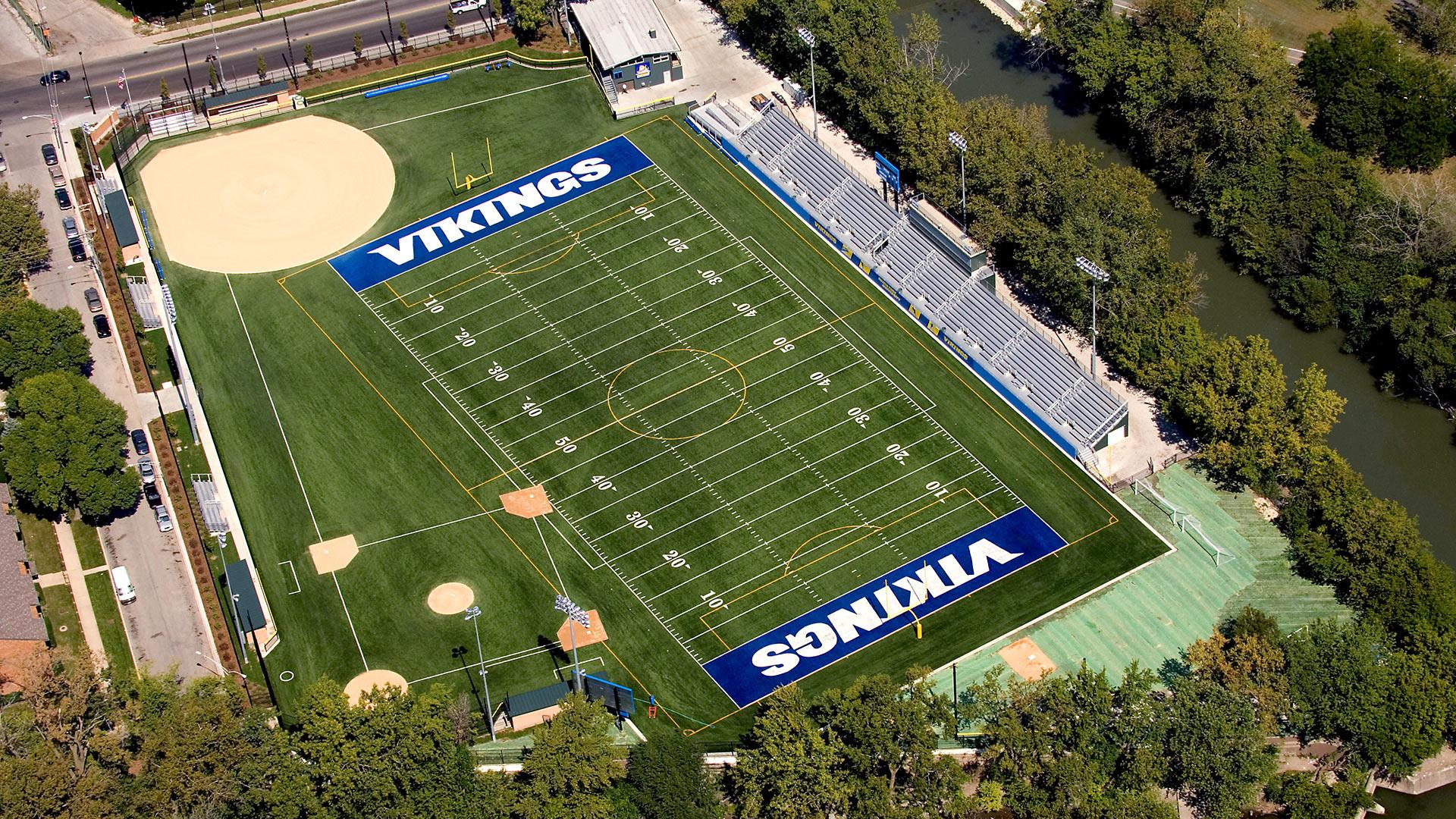 North Park University Holmgren Field