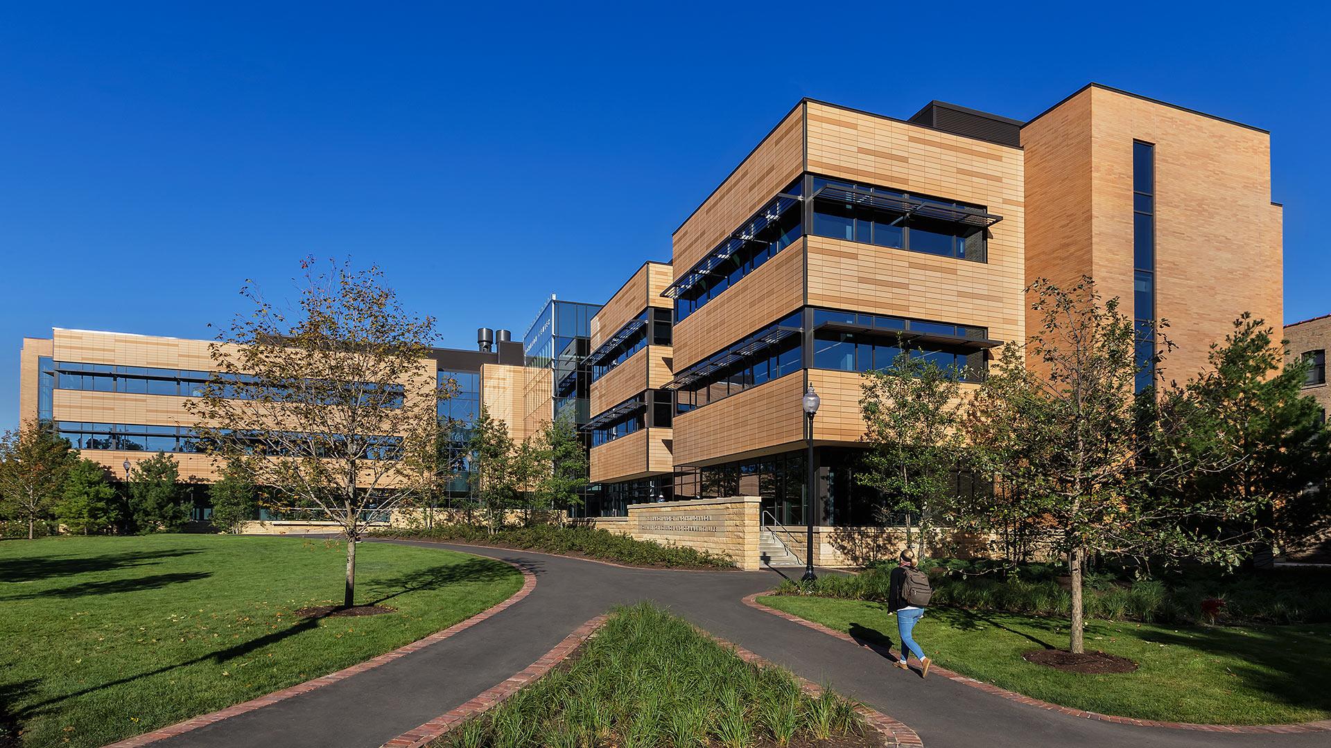 North Park University Johnson Center