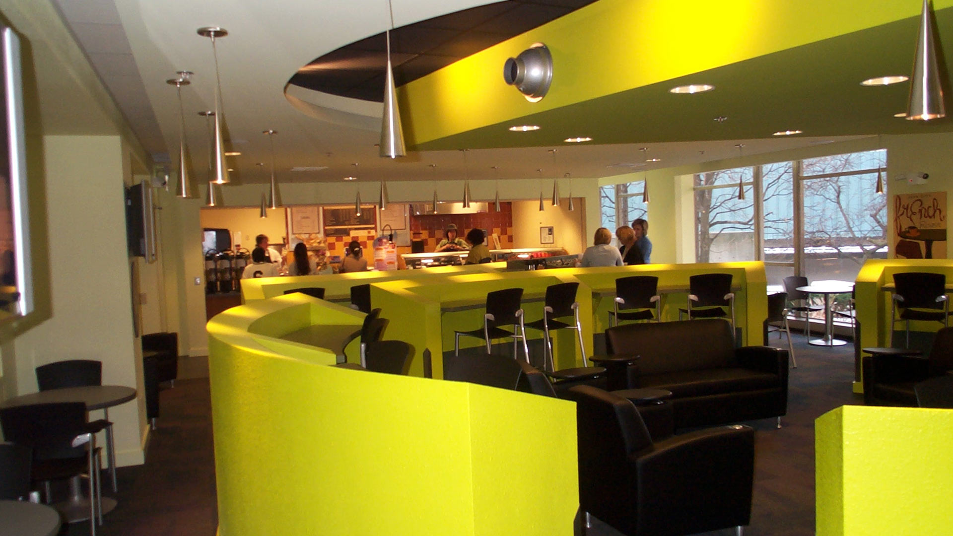 North Park University: Viking Cafe