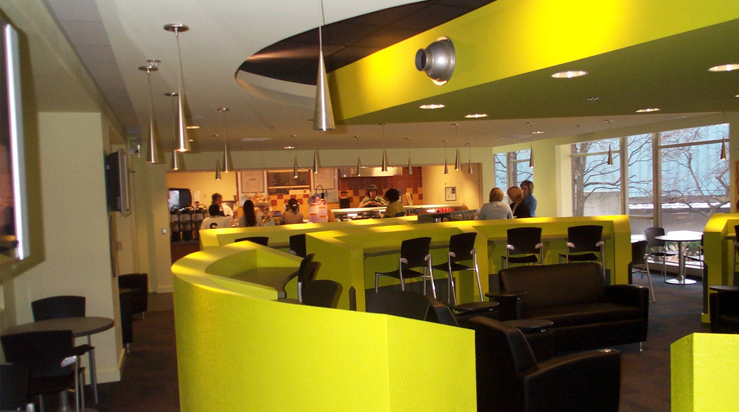 North Park University_ Viking Cafe interior 2