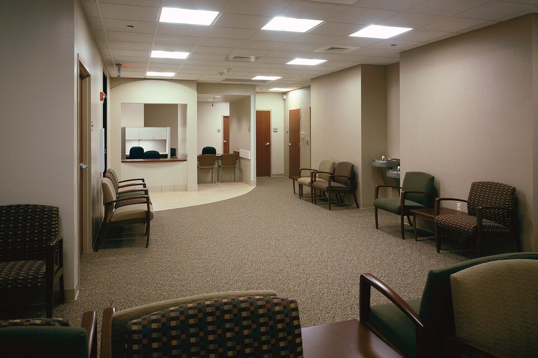 North Shore Ambulatory Surgery Center waiting room