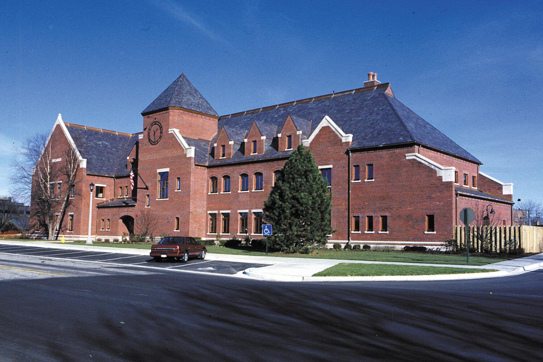 Northbrook Village Hall exterior 3