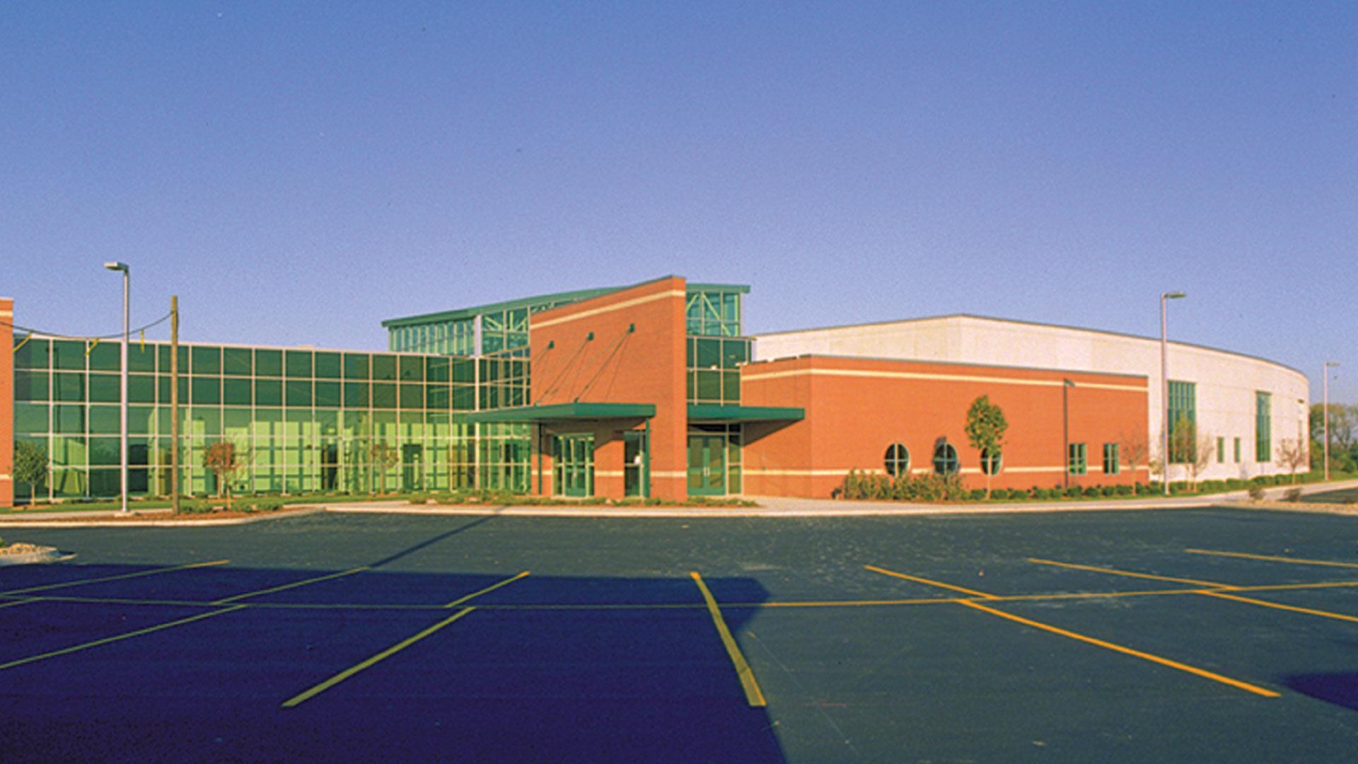 Northern Illinois Medical Center Health Bridge Fitness Center