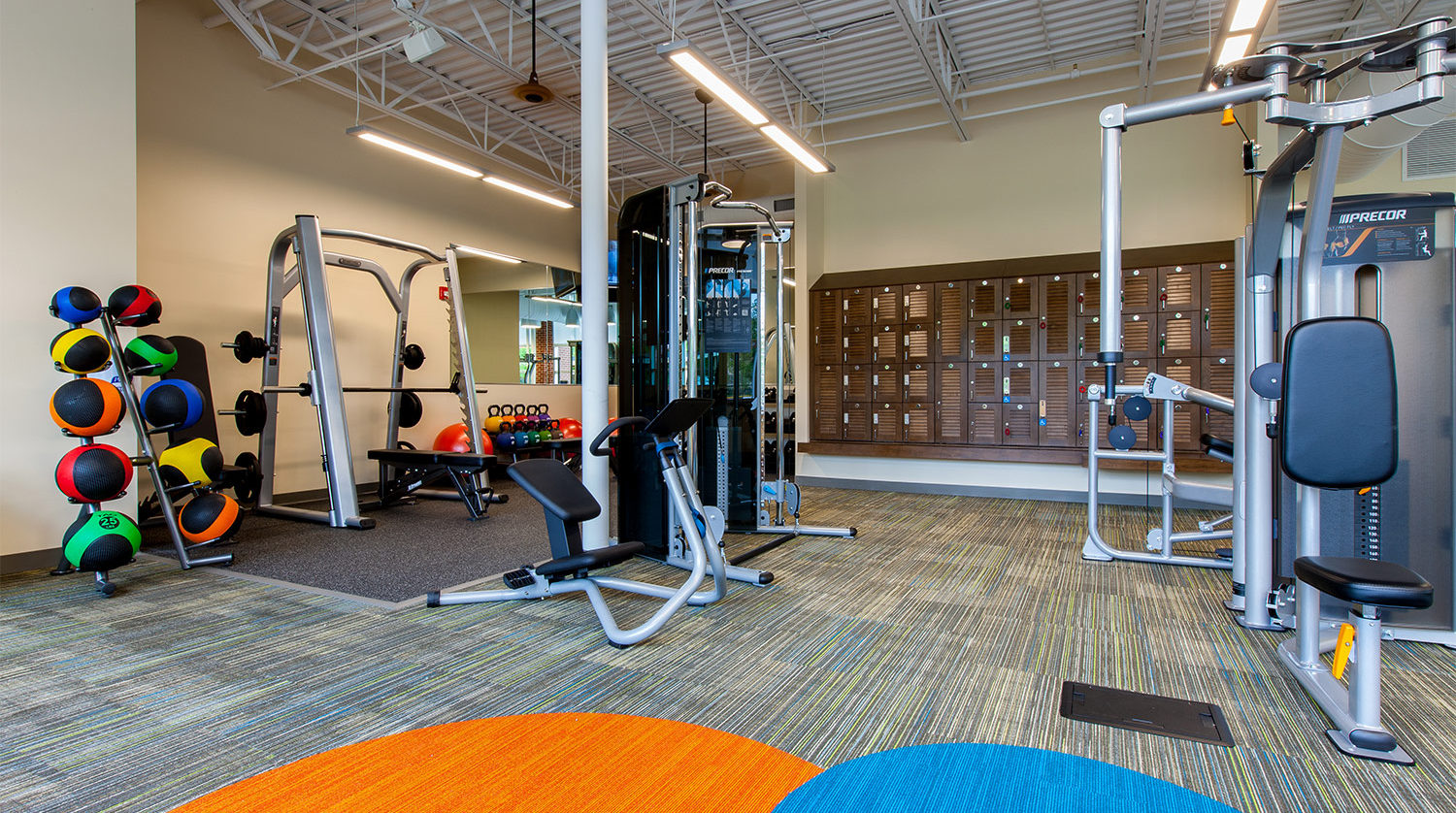 Northfield Park District – Fitness Center Addition Excercise