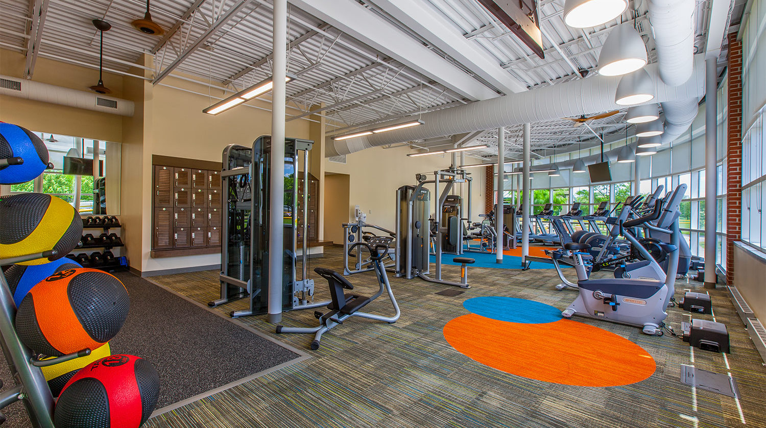 Northfield Park District – Fitness Center Addition Excercise 2