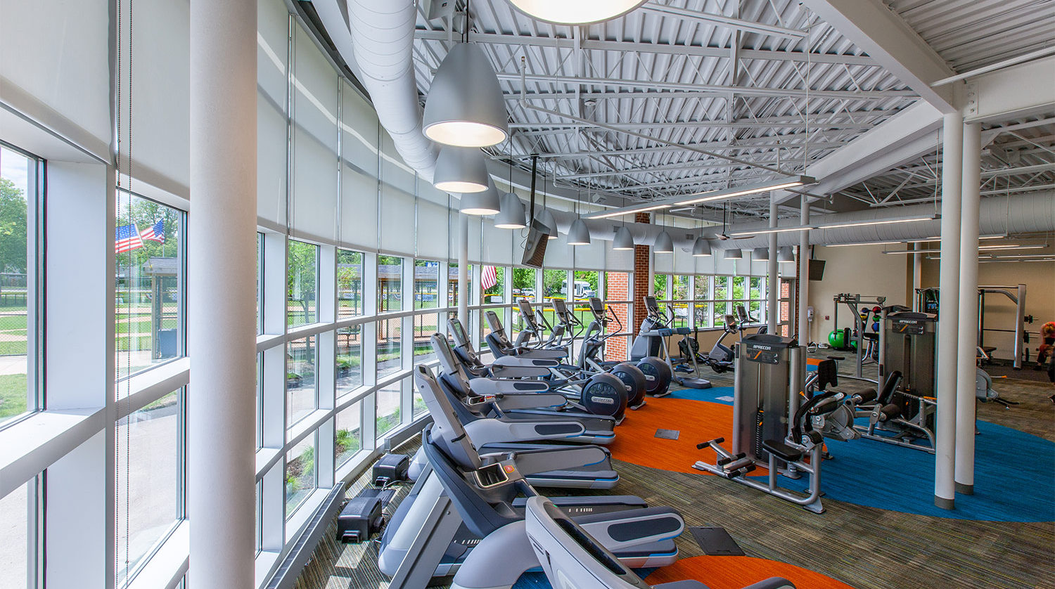 Northfield Park District – Fitness Center Addition Excercise 3
