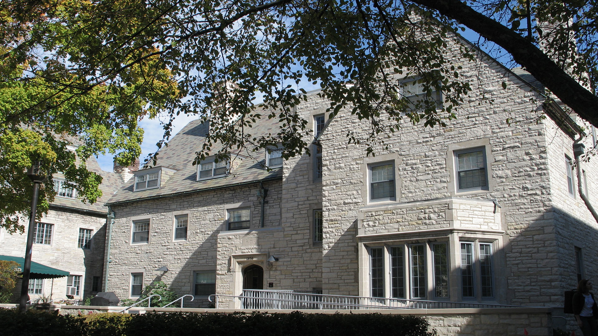 Northwestern University 1856 Orrington Residence Hall