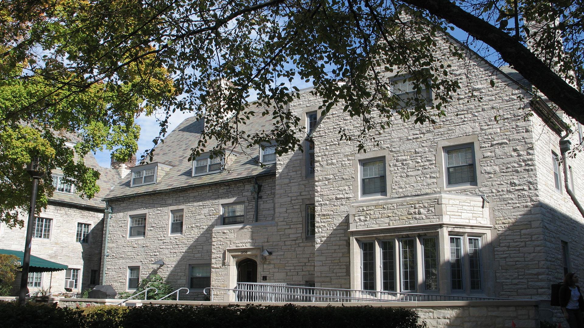 Northwestern University 1856 Orrington Residence Hall