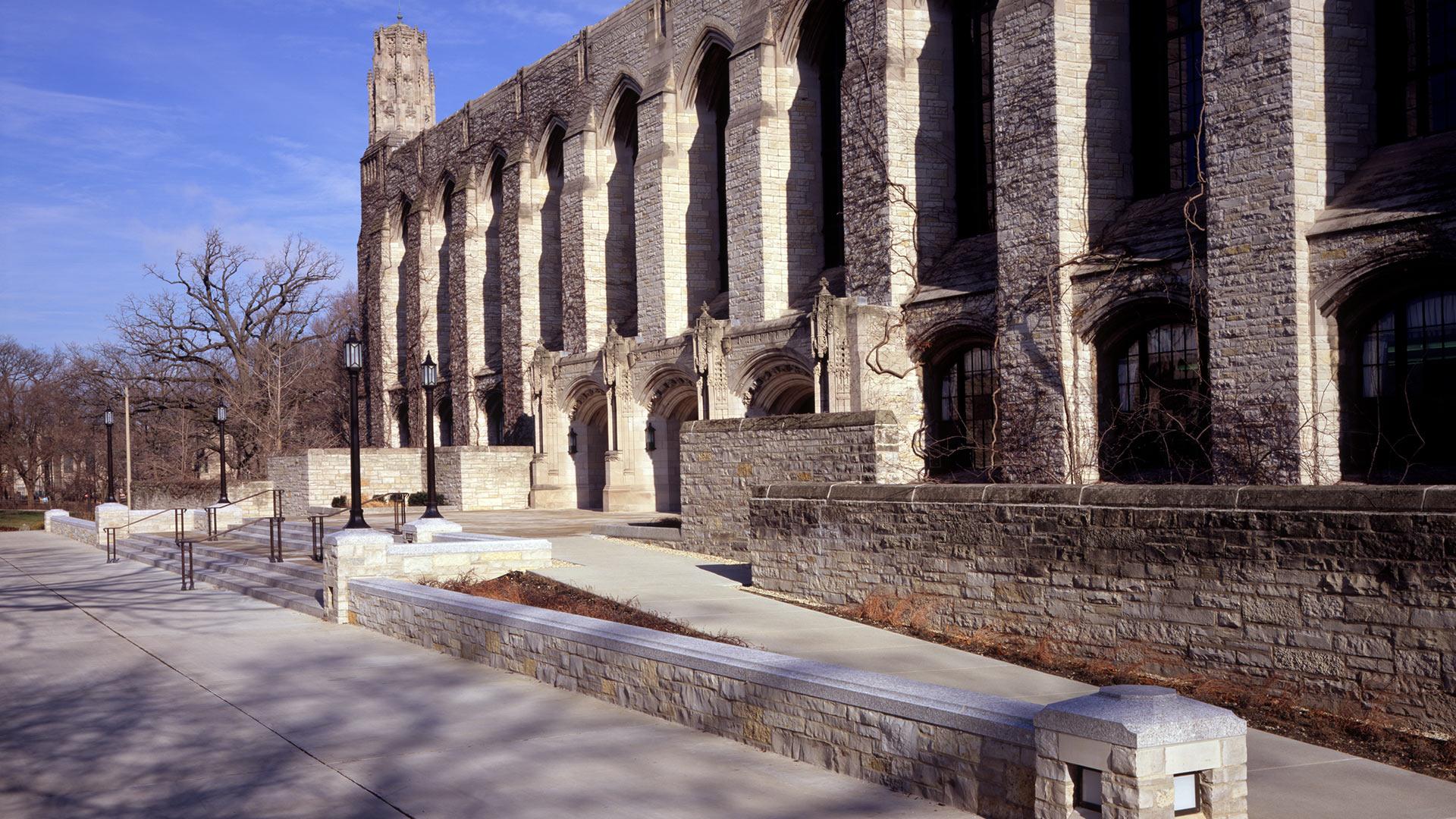 Northwestern University Deering Library