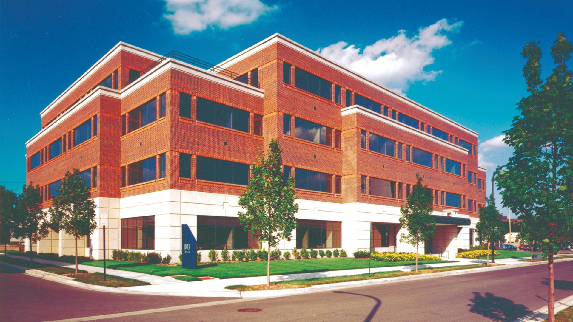 Northwestern University Evanston Research Park: 1033 University Place