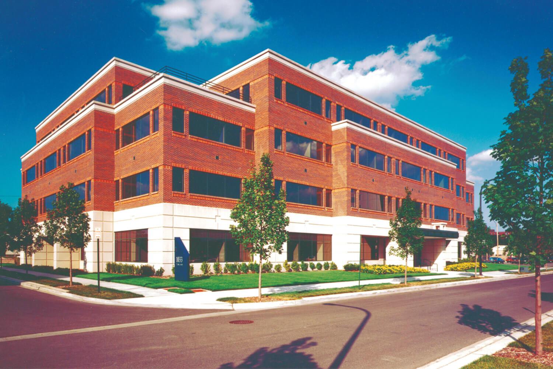 Northwestern University Evanston Research Park_ 1033 University Place exterior