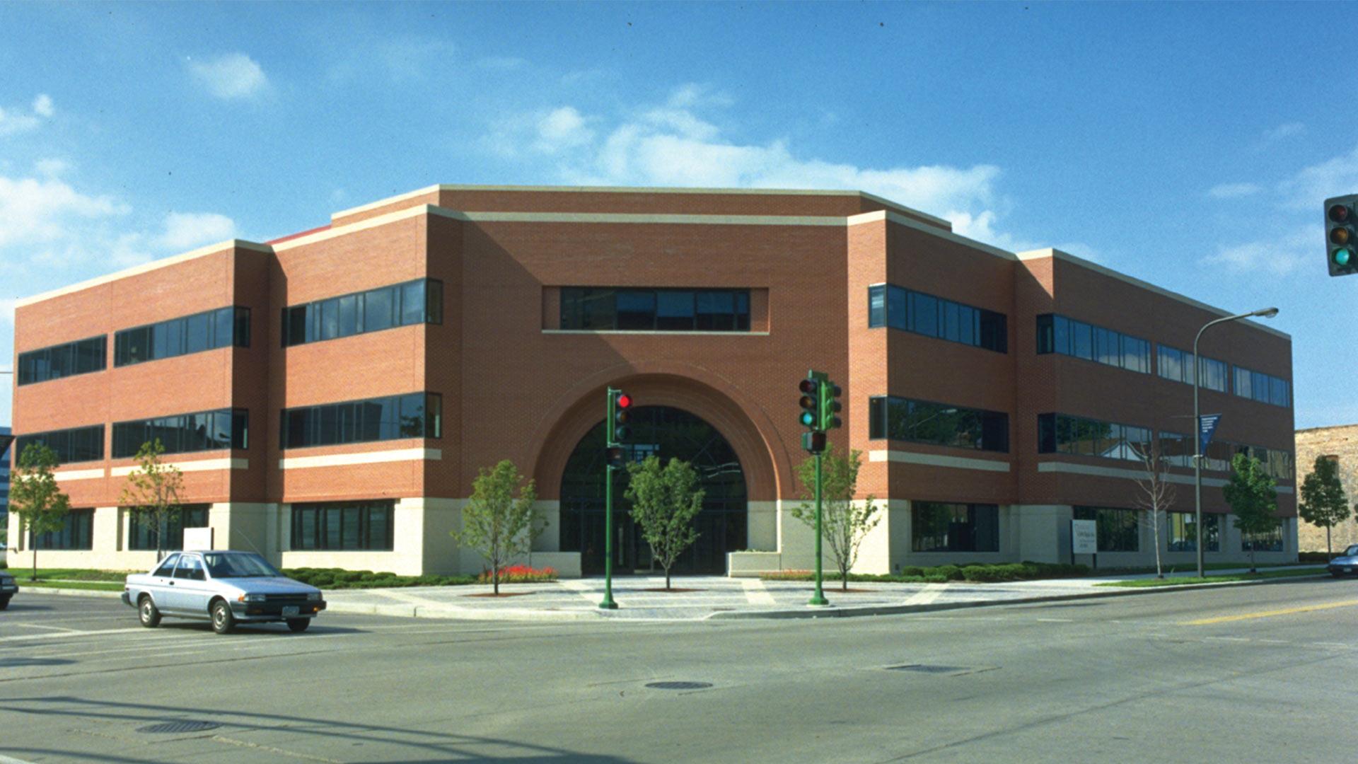 Northwestern University Evanston Research Park: 1890 Maple Avenue